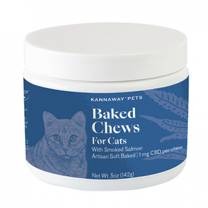 KANNAWAY BAKED CHEWS FOR CATS