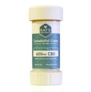 Kat's CBD Naturals Professional Cream
