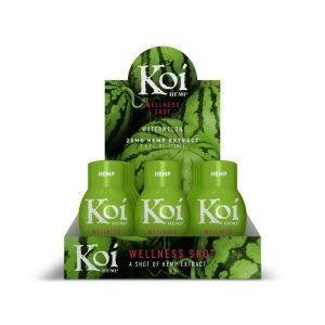 Koi CBD Hemp Shots