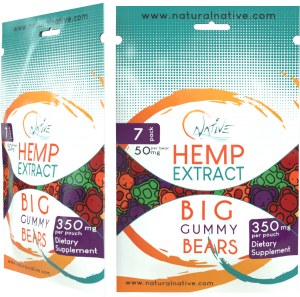 Native Organic CBD Gummies