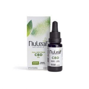 NuLeaf Naturals CBD Oil Best CBD Oil For PSTD