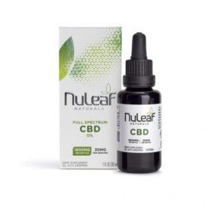 NuLeaf Naturals CBD Oil Best Price CBD Oil