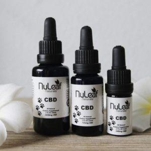 NuLeaf Naturals Pet CBD Oil
