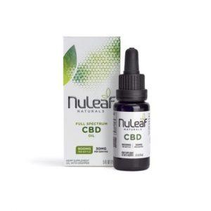 NuLife Naturals Full Spectrum CBD