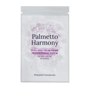 Palmetto Harmony Transdermal Patch