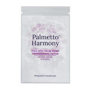 Palmetto Harmony Transdermal Patch