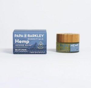 Papa & Barkley CBD Hemp Infused Balm