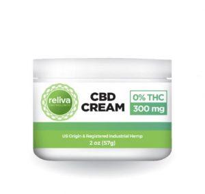 Reliva Wellness Relief CBD Cream