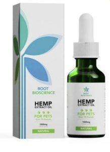 Root Bio Science Hemp Extract Oil