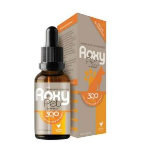 Roxy Pets Full-Spectrum CBD Tincture For Dogs