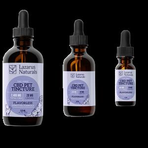 Sensitive Pet CBD Oil Tincture