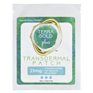 TerraGold Plus Transdermal Patch