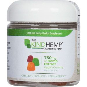 The Kind Hemp – Vegan Gummies