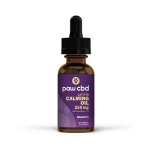 cbdMD Pet CBD Calming Oil, Blueberry