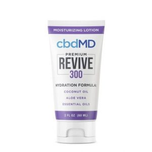 cbdMD Revive CBD Moisturizing Lotion