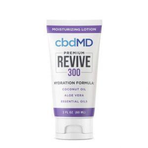 cbdMD Revive CBD Moisturizing Lotion