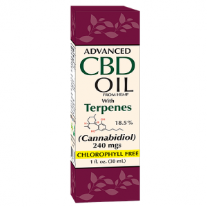 Advanced CBD Oils With Terpenes