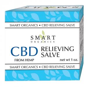 CBD Relieving Salve