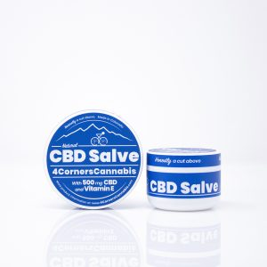 CBD Salve 4 Corners CBD
