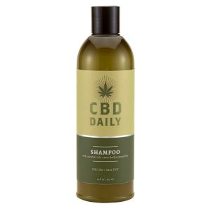Earthly Body Shampoo CBD