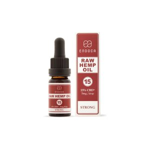 Endoca Raw CBD Oil Endoca CBD