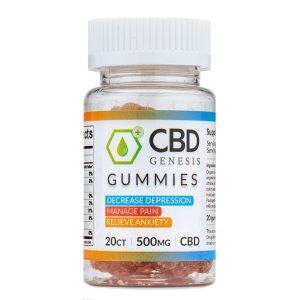 Genesis CBD Gummies