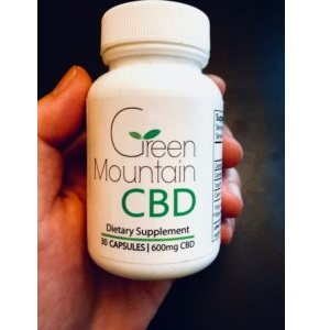 Green Mountain CBD Capsules