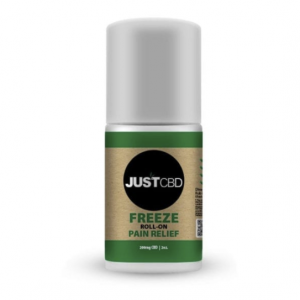 Just CBD Freeze Pain Relief Roll-On