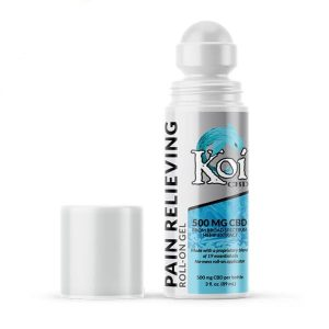 Koi CBD Pain Relieving Roll-On Gel