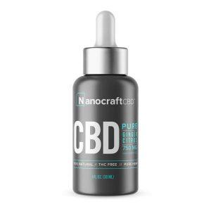 NanoCraft CBD™ CBD Pure Hemp NanoCraft CBD™ Pure Formula CBD Oil