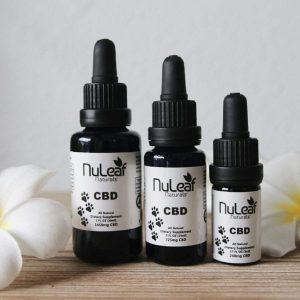 Pet CBD Oil From NuLeaf Naturals