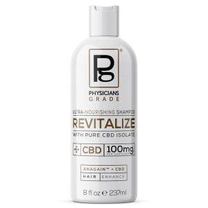 Physicians Grade Ultra-Nourishing CBD Shampoo