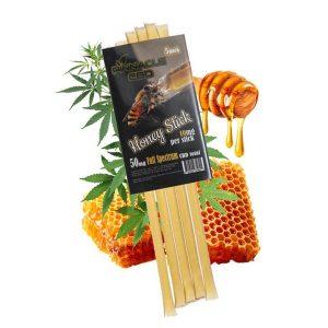 Pinnacle Hemp Honey Sticks