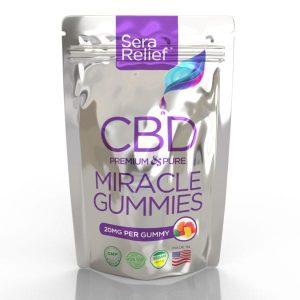 Sera Relief Miracle Gummies
