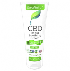 Sera Relief Soothing Cream