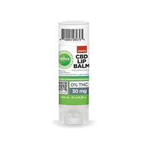 Cherry 30mg Wellness Lip Balm