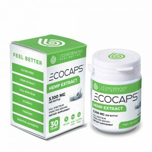 Ecocaps 30ct Bottle