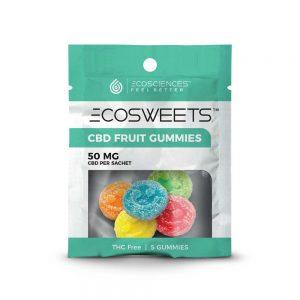 Ecosweets 5ct Fruit Gummies