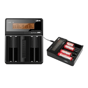 Efest LUC V4 Best Vape Battery Charger