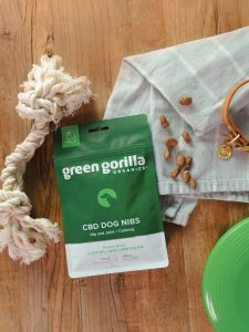 Freeze-Dried CBD Dog Nibs
