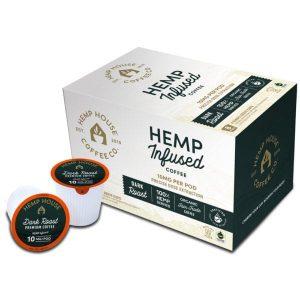 Hemp House Dark Roast Coffee