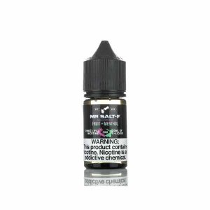 Mr. Salt-E Salts Best Menthol Vape Juice