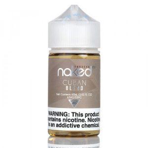 Naked 100 E-Liquid Cuban Blend