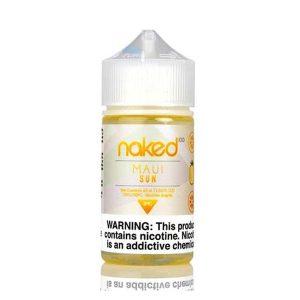 Naked Maui Sun E-Liquid