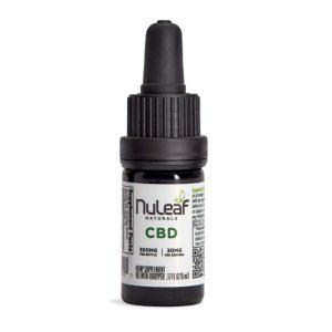 NuLeaf Naturals 300mg Full Spectrum CBD Oil