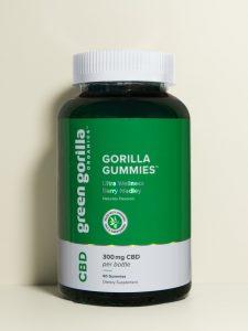 Organic CBD Gorilla Gummies