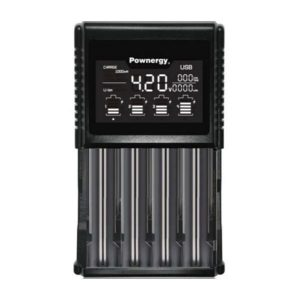 Pownergy BIA- 4 Bay Dynamic Charging Station