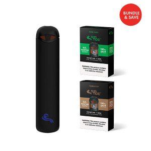 Riptide Ripstick Battery Kit & CBD Vape Pod G2 Bundle