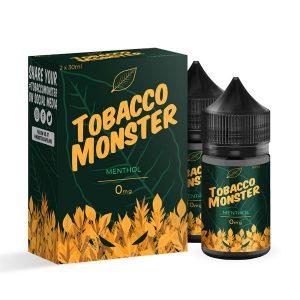 Tobacco Monster menthol Tobacco E-Liquid