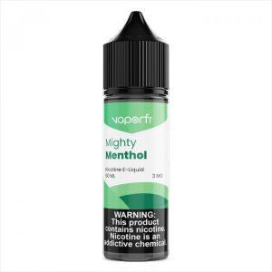VaporFi Mighty Menthol E-Liquid